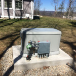 Generator Service Install in Newtown CT