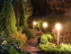 Landscape Lighting southbury ct